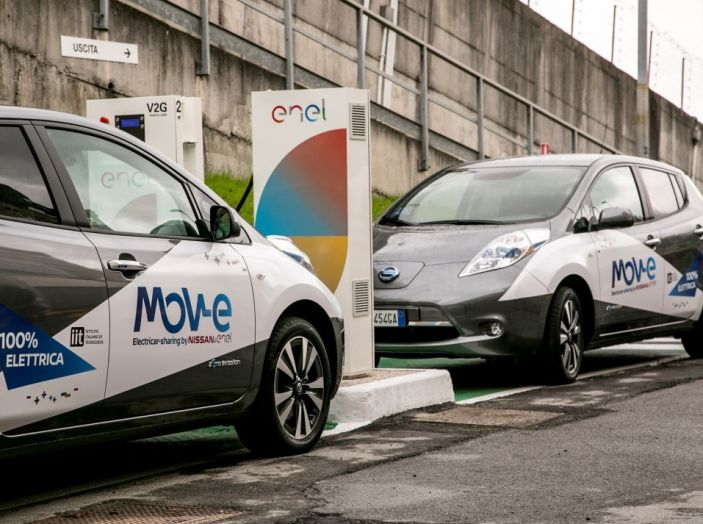 Nissan, Enel Energia e l'Istituto Italiano di Tecnologia di Genova: Verso il futuro - Foto 1 di 25