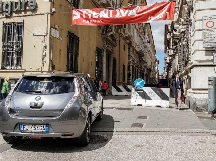 Nissan, Enel Energia e l'Istituto Italiano di Tecnologia di Genova: Verso il futuro - Foto 22 di 25