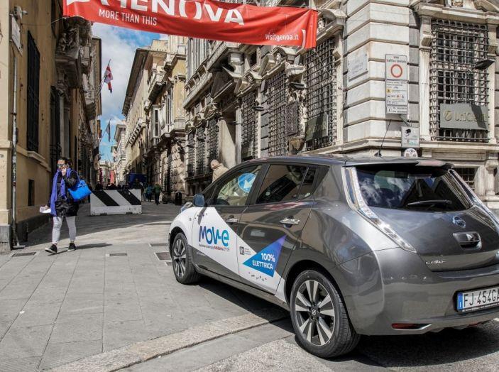 Nissan, Enel Energia e l'Istituto Italiano di Tecnologia di Genova: Verso il futuro - Foto 23 di 25