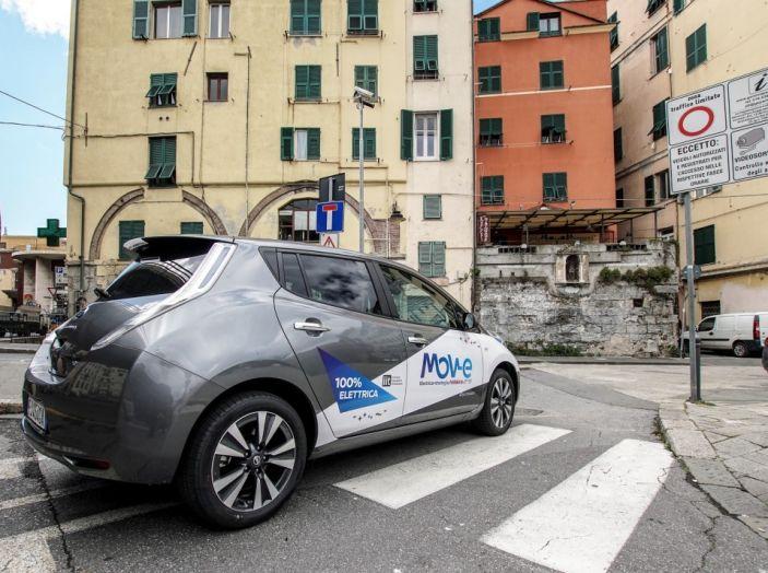 Nissan, Enel Energia e l'Istituto Italiano di Tecnologia di Genova: Verso il futuro - Foto 25 di 25