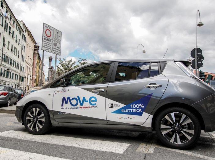 Nissan, Enel Energia e l'Istituto Italiano di Tecnologia di Genova: Verso il futuro - Foto 3 di 25