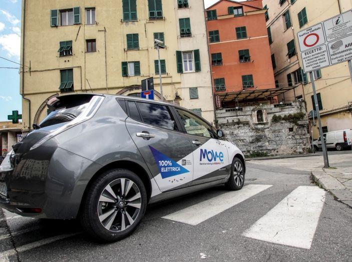 Nissan, Enel Energia e l'Istituto Italiano di Tecnologia di Genova: Verso il futuro - Foto 4 di 25