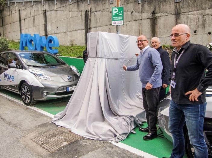 Nissan, Enel Energia e l'Istituto Italiano di Tecnologia di Genova: Verso il futuro - Foto 12 di 25