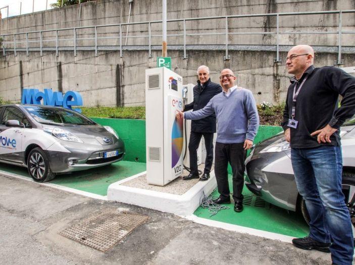 Nissan, Enel Energia e l'Istituto Italiano di Tecnologia di Genova: Verso il futuro - Foto 13 di 25