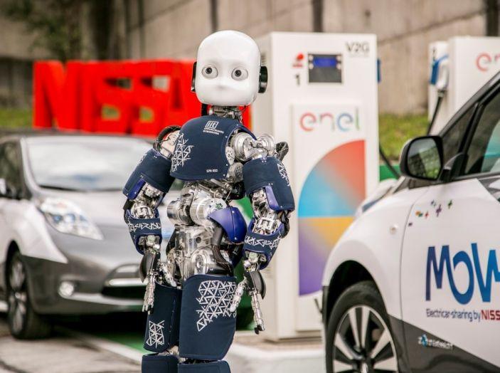Nissan, Enel Energia e l'Istituto Italiano di Tecnologia di Genova: Verso il futuro - Foto 15 di 25