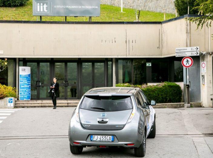 Nissan, Enel Energia e l'Istituto Italiano di Tecnologia di Genova: Verso il futuro - Foto 16 di 25