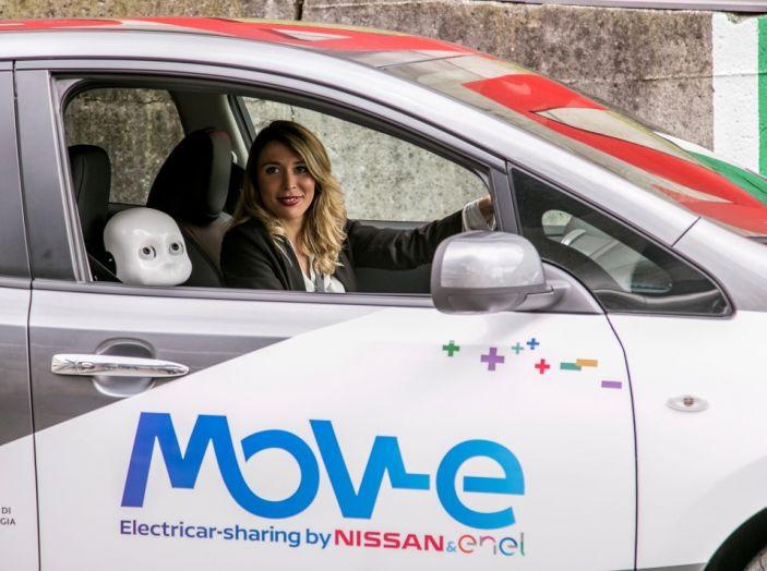 Nissan, Enel Energia e l'Istituto Italiano di Tecnologia di Genova: Verso il futuro - Foto 17 di 25