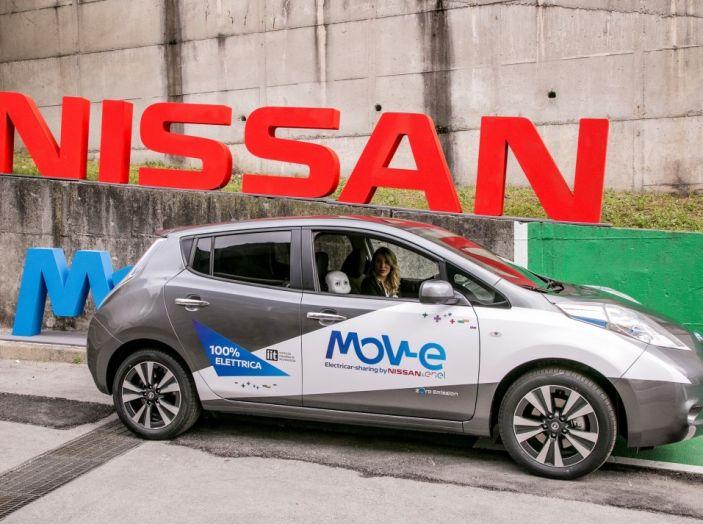 Nissan, Enel Energia e l'Istituto Italiano di Tecnologia di Genova: Verso il futuro - Foto 18 di 25