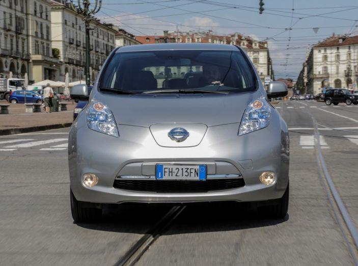 Espansione elettrica: una Nissan Leaf per il Sindaco di Torino - Foto 6 di 17
