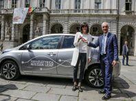 Espansione elettrica: una Nissan Leaf per il Sindaco di Torino