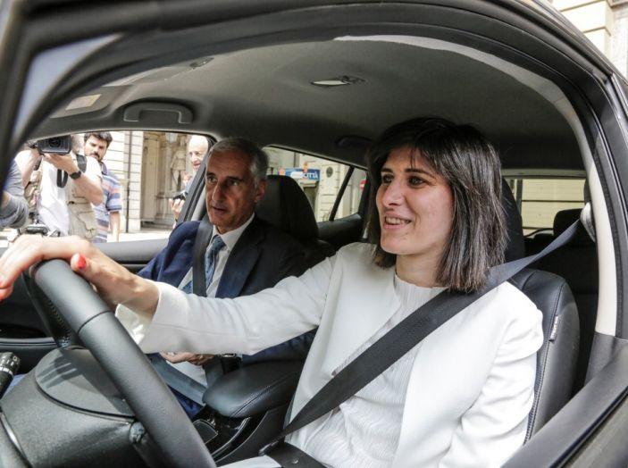 Espansione elettrica: una Nissan Leaf per il Sindaco di Torino - Foto 12 di 17