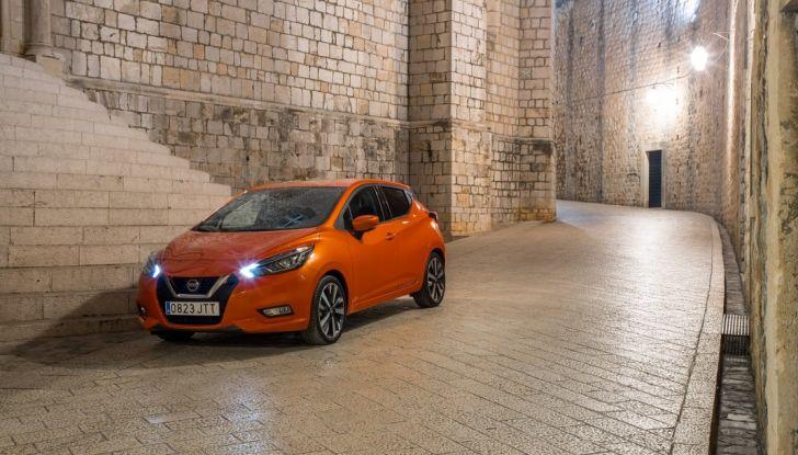 Nuova Nissan Micra, eccellente per comfort e sicurezza - Foto 9 di 28