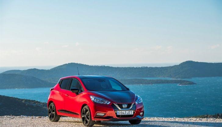 Nuova Nissan Micra, eccellente per comfort e sicurezza - Foto 27 di 28