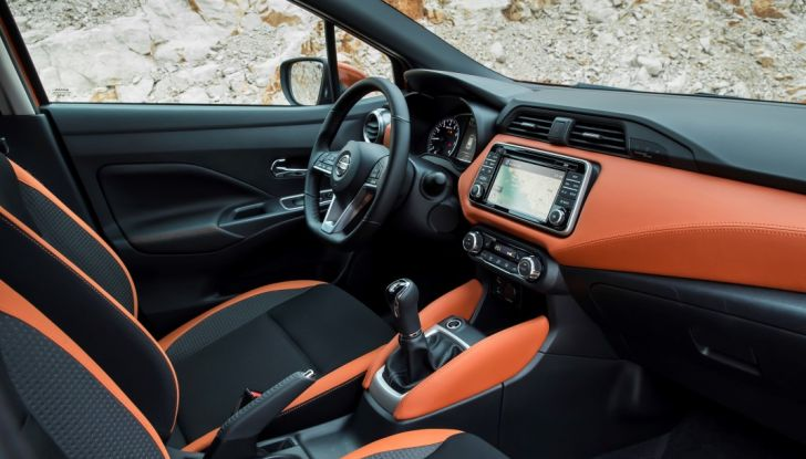 Nuova Nissan Micra, eccellente per comfort e sicurezza - Foto 16 di 28
