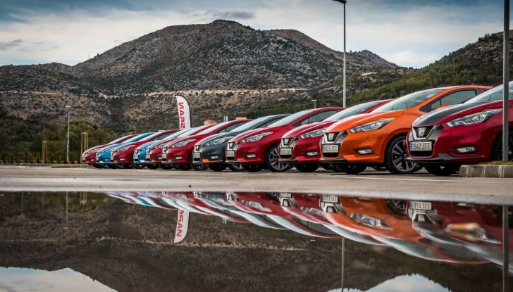Nissan verso l'addio al Diesel in Europa: normative troppo severe per il gasolio - Foto 1 di 13