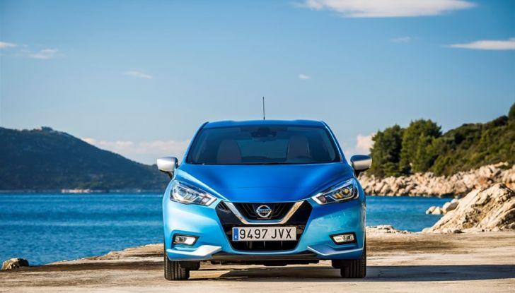 Nuova Nissan Micra, eccellente per comfort e sicurezza - Foto 23 di 28