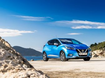 Nuova Nissan Micra, eccellente per comfort e sicurezza