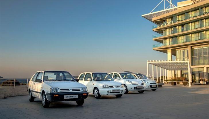 Nuova Nissan Micra, eccellente per comfort e sicurezza - Foto 1 di 28