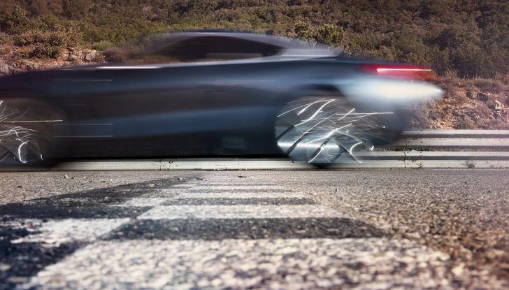Nuova BMW Serie 8 Concept, immagini e dettagli - Foto 3 di 4