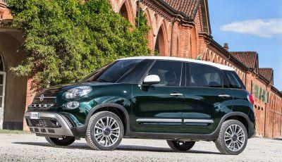 Nuova Fiat 500L Restyling: versioni e motori disponibili