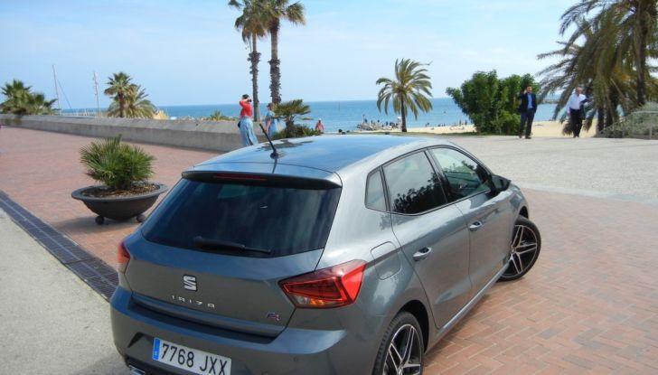 Prova Seat Ibiza 2017: giovane, bella e sportiva - Foto 20 di 28