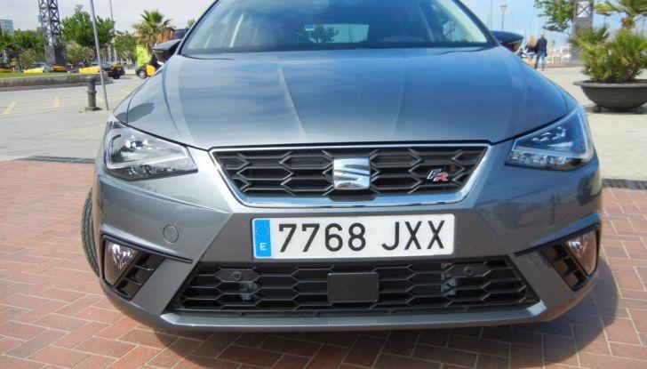 Prova Seat Ibiza 2017: giovane, bella e sportiva - Foto 24 di 28