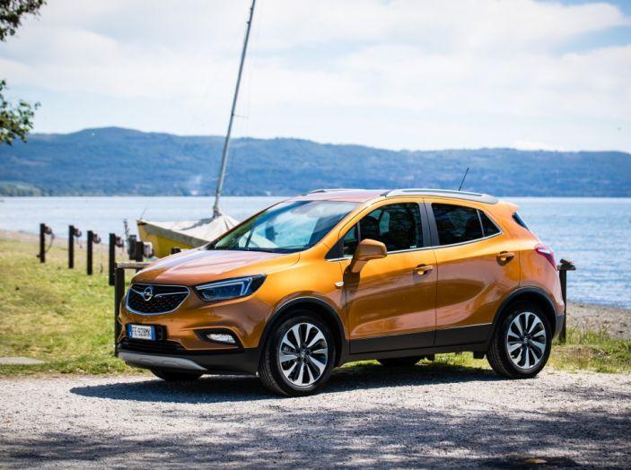 Prova su strada Opel Mokka X GPL: il SUV a tutto gas! - Foto 1 di 35
