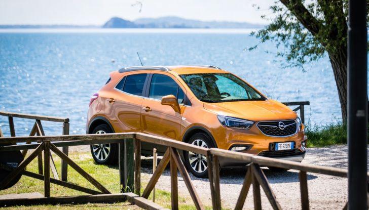 Prova su strada Opel Mokka X GPL: il SUV a tutto gas! - Foto 4 di 35