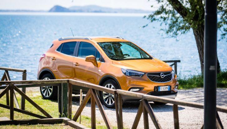 Prova su strada Opel Mokka X GPL: il SUV a tutto gas! - Foto 5 di 35