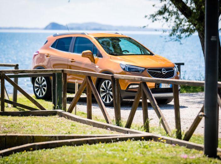 Prova su strada Opel Mokka X GPL: il SUV a tutto gas! - Foto 6 di 35