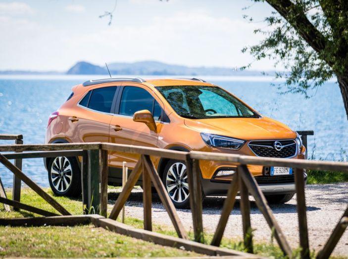 Prova su strada Opel Mokka X GPL: il SUV a tutto gas! - Foto 7 di 35