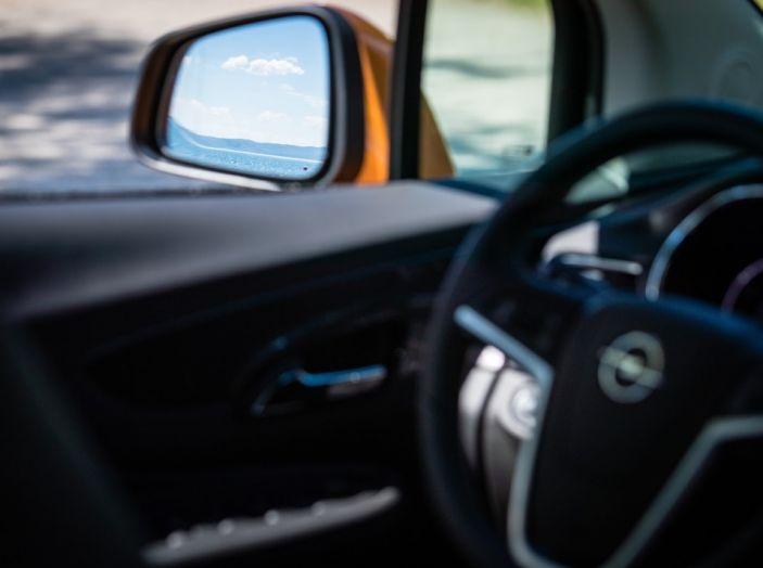 Prova su strada Opel Mokka X GPL: il SUV a tutto gas! - Foto 8 di 35