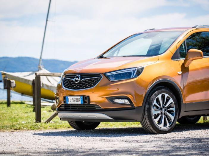 Prova su strada Opel Mokka X GPL: il SUV a tutto gas! - Foto 29 di 35