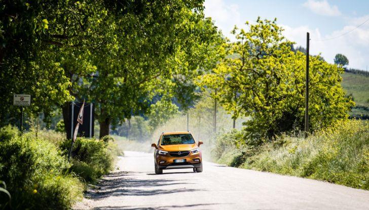 Prova su strada Opel Mokka X GPL: il SUV a tutto gas! - Foto 14 di 35