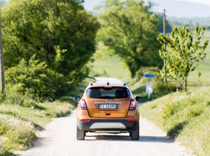 Prova su strada Opel Mokka X GPL: il SUV a tutto gas! - Foto 16 di 35