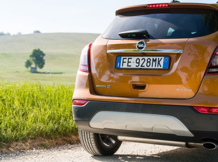 Prova su strada Opel Mokka X GPL: il SUV a tutto gas! - Foto 17 di 35