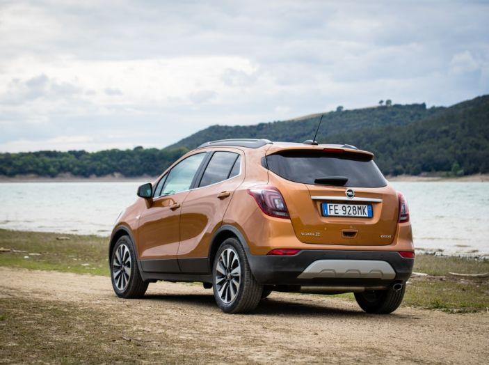 Prova su strada Opel Mokka X GPL: il SUV a tutto gas! - Foto 18 di 35