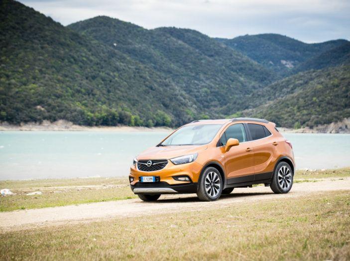 Prova su strada Opel Mokka X GPL: il SUV a tutto gas! - Foto 19 di 35