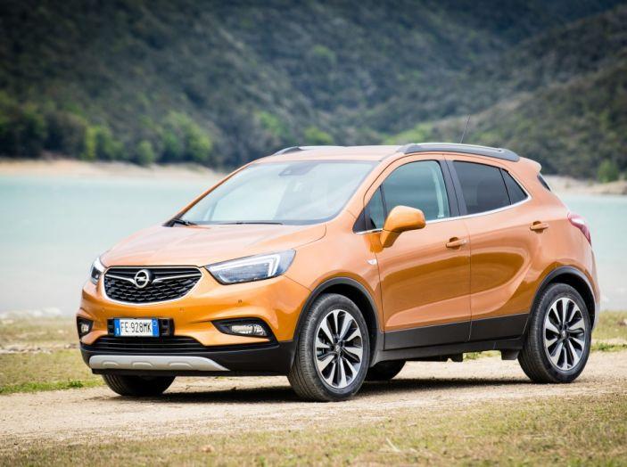 Prova su strada Opel Mokka X GPL: il SUV a tutto gas! - Foto 20 di 35