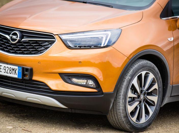 Prova su strada Opel Mokka X GPL: il SUV a tutto gas! - Foto 21 di 35