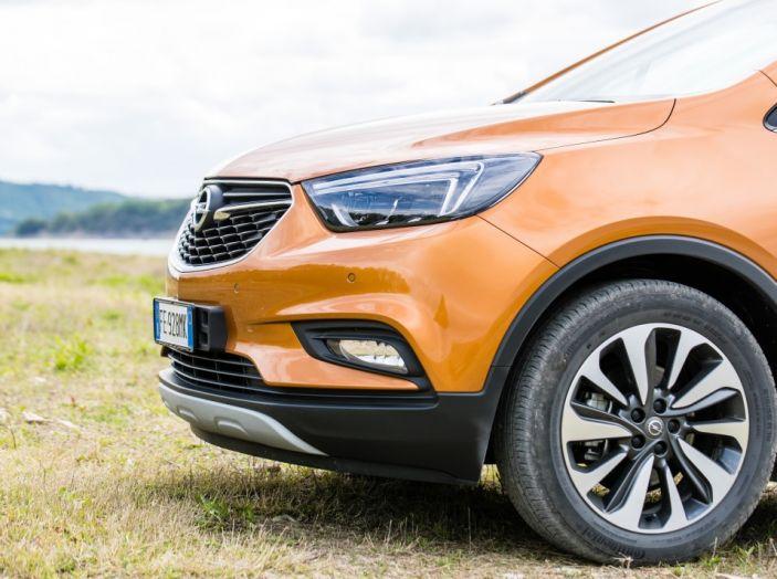 Prova su strada Opel Mokka X GPL: il SUV a tutto gas! - Foto 28 di 35