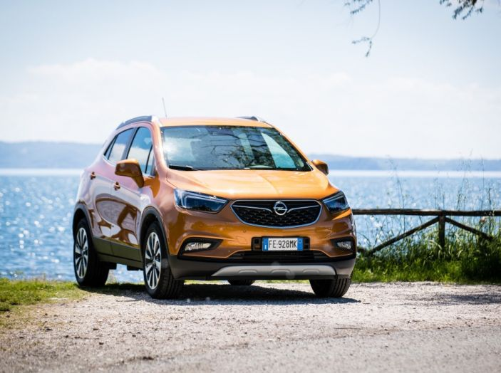 Prova su strada Opel Mokka X GPL: il SUV a tutto gas! - Foto 31 di 35