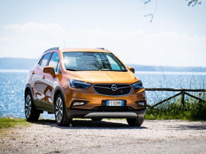 Prova su strada Opel Mokka X GPL: il SUV a tutto gas! - Foto 32 di 35