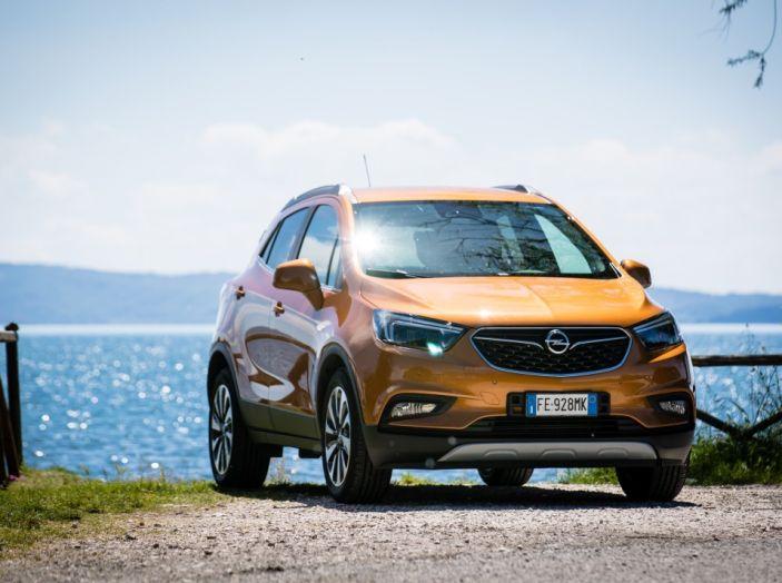 Prova su strada Opel Mokka X GPL: il SUV a tutto gas! - Foto 33 di 35