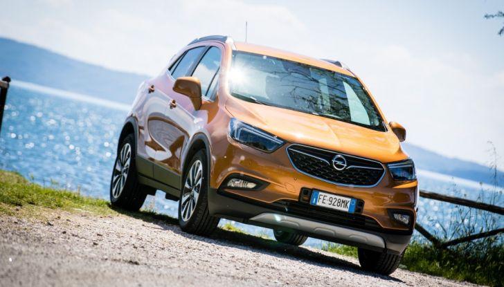 Prova su strada Opel Mokka X GPL: il SUV a tutto gas! - Foto 34 di 35