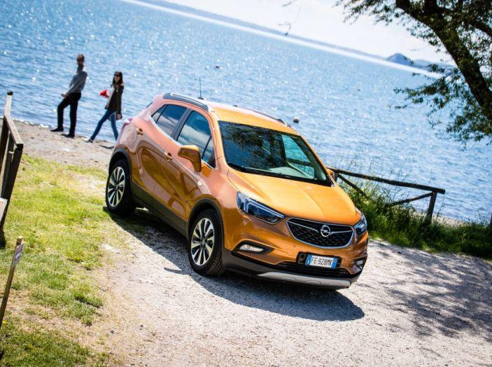 Prova su strada Opel Mokka X GPL: il SUV a tutto gas! - Foto 3 di 35