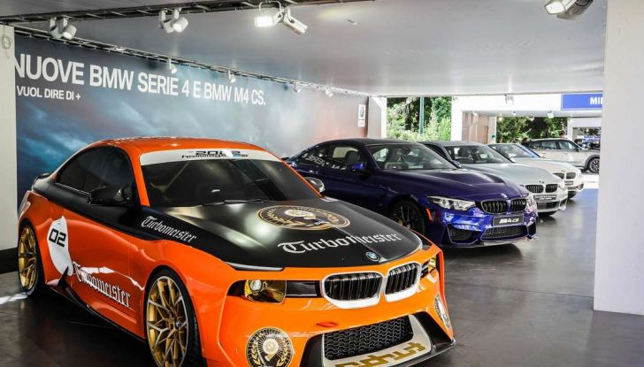 Parco Valentino 2018, a Torino 44 Case auto e tante novità fra cui la Tesla Model S di Infomotori - Foto 2 di 46