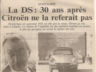 Paul Magès e la magia delle sospensioni idropneumatiche DS
