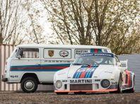 Porsche 935, all'asta un esemplare completo di… Volkswagen T2!