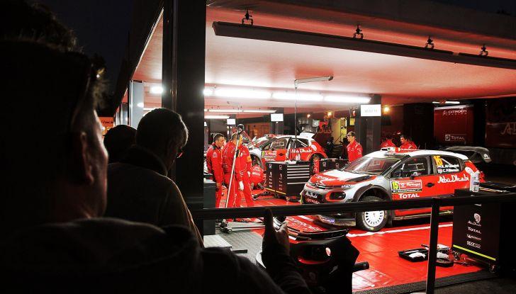 WRC Portogallo – Giorno 2: la C3 WRC di Craig Breen resta nella TOP 5 - Foto 4 di 5